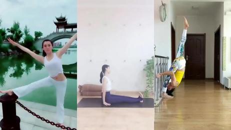 健身减肥瑜伽:拯救病态身材,要坚持练习