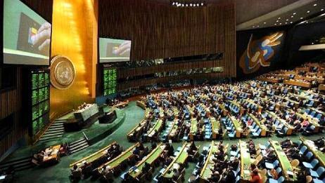 除了美俄两国外,3个常任理事国都加入这一条约,联合国全力支持