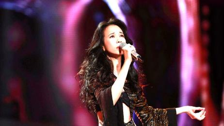 张碧晨没想到,莫文蔚演唱《凉凉》竟然这么好听,不愧天籁之音