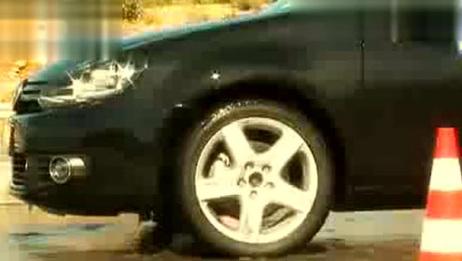 固特异轮胎高级测试