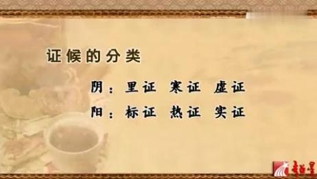 广州中医药大学 潘毅主讲 中医学的哲学基础之阴阳学说(七)
