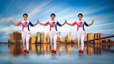 健身操《卡路里》瘦身减肥利器,姐妹们一起动起来,跳出好身材