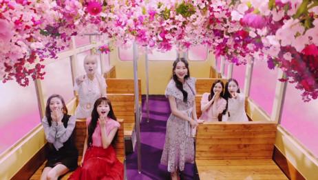 "【OHMYGIRL】回归主打曲\\""SSFWL\\""MV+showcase舞台公开"