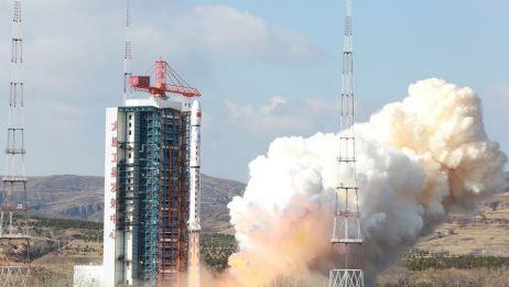 北京时间11月3日11时22分,我国成功发射高分七号卫星