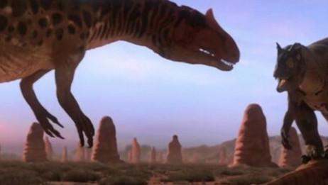 异特龙·影视形象演变,从1999到2019【古生物】