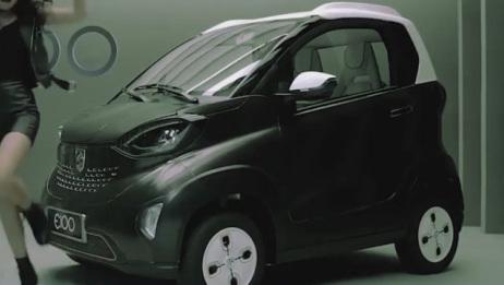 开着省心配置丰富,宝骏E10,宝骏首款新能源汽车