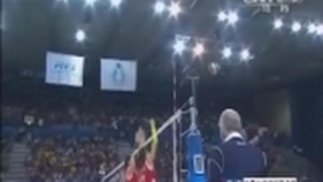 [排球]女排世锦赛小组赛:日本VS中国 第五局