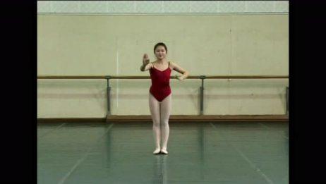 少儿舞蹈基本功训练一级:眼睛的练习