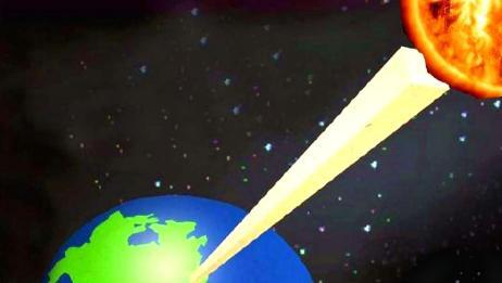一张纸对折100次,厚度就能直达太阳?视频为你演示其原理