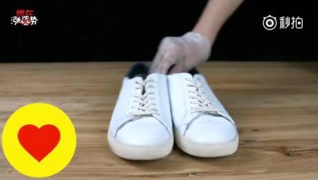 神一样的清洁秘籍,攻克小白鞋清洗难题!
