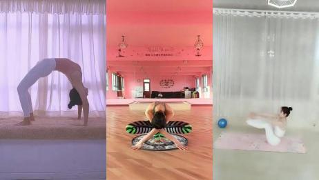 健身减肥瑜伽:拯救病态身材,初学者要有信心!