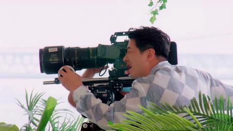 想不到你是这样的张亮?调皮起来导演都管不住,李浩菲被整崩溃