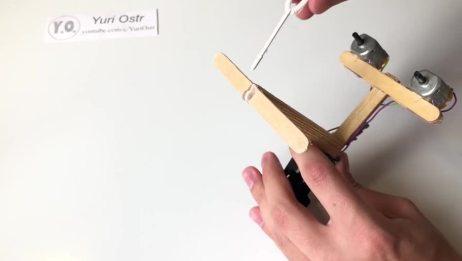 DIY手工制作:教你在家自制的自动泡泡机,瞬间变的好神奇