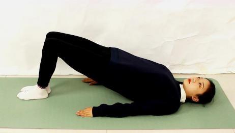 腰肌劳损,腰痛,腰酸,2个动作锻炼腰肌,腰背健壮有力!