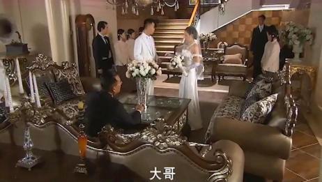 大哥不顾妻子迎娶小三,弟弟带着大嫂霸气搅局,小三落荒而逃!