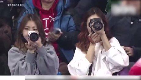 笑喷了!看完韩国联赛的扣篮大赛 你再也不会吐槽CBA了