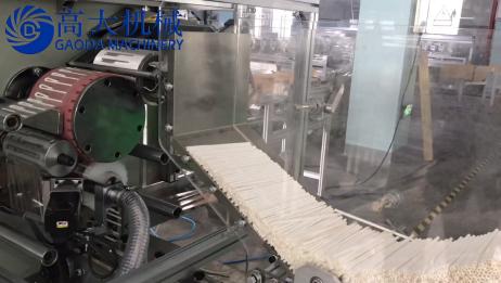 纸吸管机配套系列—4mm纸吸管U型包装机