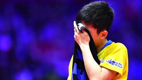 近200天难求一胜,国乒合力送张本智和7连败,日本乒乓神童悲观了
