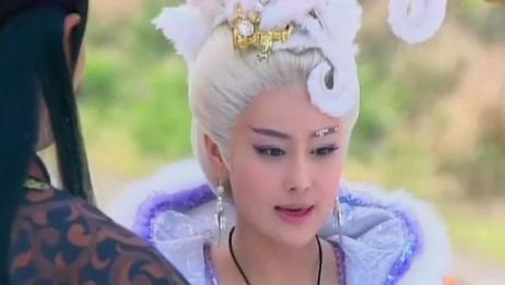 妲己和大王秀恩爱,结果被妹妹看到了,这也太尴尬了!