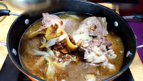 简单3步教你做好吃的家常酱牛肉,30年专业酱牛肉秘方全部公开!