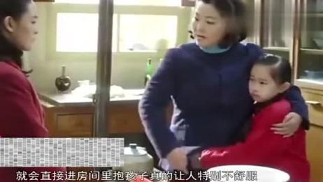 为啥宝妈讨厌婆婆抱孩子?无外乎这3个原因,最后一个扎心了!
