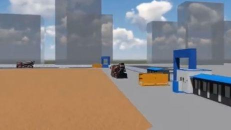 基坑支护工程BIM施工模拟:全面演示围护桩、止水桩、井点降水施工、土方开挖等过程
