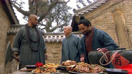 新水浒传:鲁智深打抱不平,怎料恶贼狡诈,竟颠倒黑白骗了鲁智深
