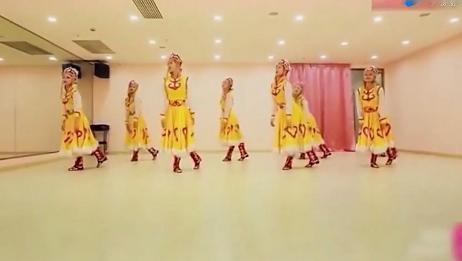 民族舞《鸿雁》的教程,赶紧来学习