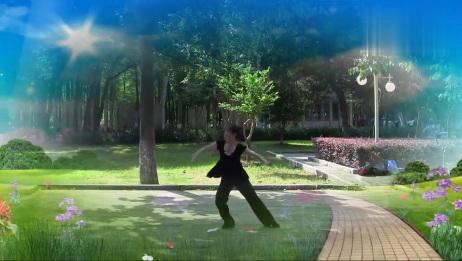 形体舞蹈:鸿雁(反面)