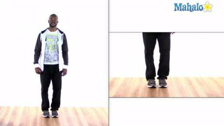 【hiphop基础教学】Kick Cross Step
