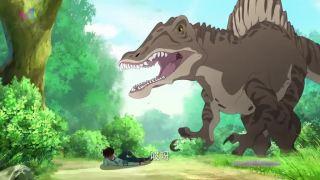 酷杰的科学之旅史前动物 第14集 棘龙