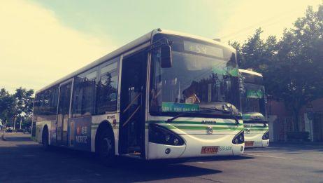 【POV2】巴士三公司54路 剑河路泉口路放站中山公园→曹家渡 半程第一视角