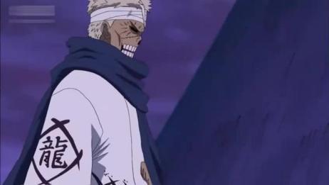 海贼王经典对决,索隆vs龙马