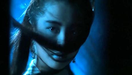 倩女幽魂:傻书生半夜出去遇见女鬼,这真是太惊悚了!