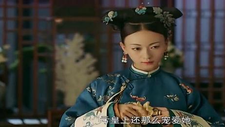 璎珞古灵精怪学后宫妃子说话,把皇上逗乐:朕就喜欢你这样的女人