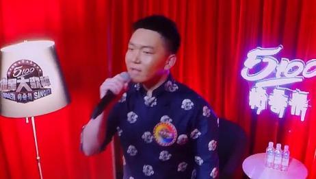 任贤齐实力演唱,一首《我是一只鱼》令人沉迷,越听越有韵味
