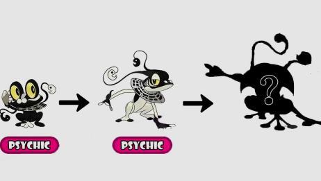 神奇宝贝:呱呱泡蛙另类三重进化,羁绊形态还加入了中国太极元素