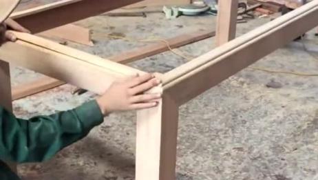 花8千定做的实木餐桌餐椅,看制作过程后悔了,想退货却被拒绝