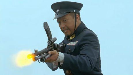 日军入侵丛林,怎料路上都是陷阱,趴着都中枪,爽!