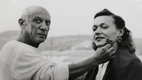 毕加索,艺术就是性,性就是艺术