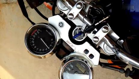 雅马哈XJR400 12000元