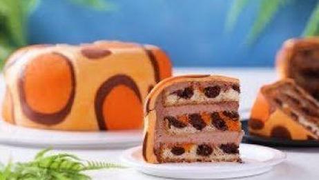 【深夜福利】6种可以在家里做的简单而又美味的新年蛋糕 #2