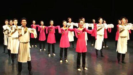 (3030)北舞中国汉唐古典舞教学示范表演一【收式】