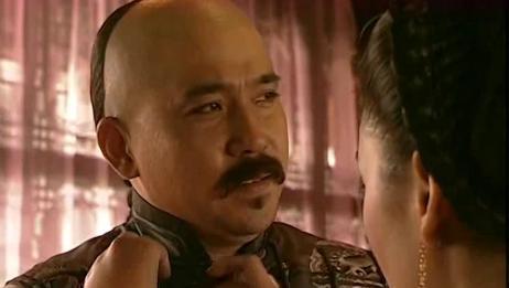 走向共和:袁世凯要去见李鸿章,只能和心爱的妻子告别,真是伤感