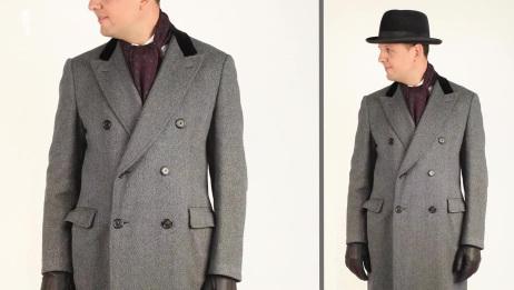男士大衣 Paletot Coat 【Gentleman's Gazette】