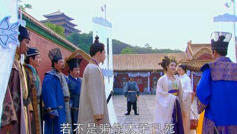 聊斋:八王爷以为太子死了,发兵争夺皇位大权,皇后当众揭穿阴谋