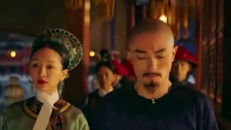 《如懿》皇上吃路边摊,李玉叽叽歪歪,皇上:再啰嗦让你滚回去
