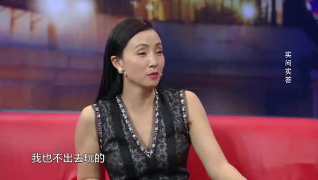 名导背后的女人陶虹,谈徐峥身边往上扑的女人,回答满分