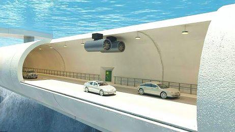 大海到处都是水,海底隧道是如何挖掘的?看完真佩服工程师的智慧