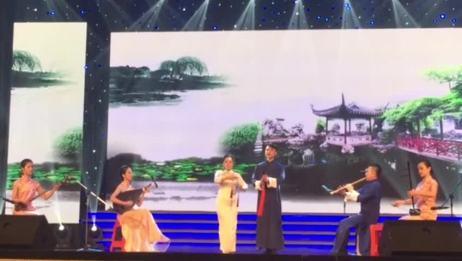 南音对唱《共君断约》表演:林素梅 潘文龙(陈家服)